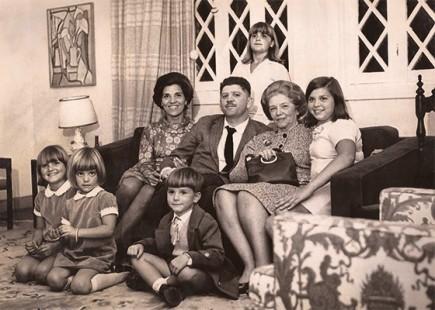 familia rubens paiva